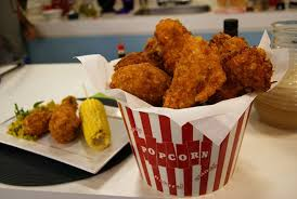 O melhor frango frito americano