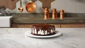 A melhor receita de torta de chocolate com sorvete