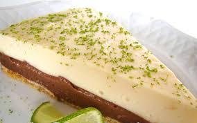 torta de limão com chocolate fácil