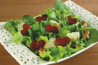 Receitas de salada rápida e deliciosa