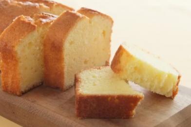 Bolo de pão fácil e delicioso