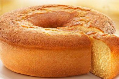 Receita deliciosa de bolo fácil