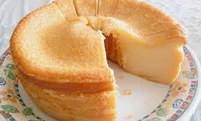 Receita de bolo liso em menos de 60 minutos