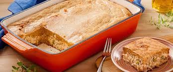 Receita de torta salgada de liquidificador de frango cremosa