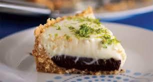 Receita deliciosa de torta de limão com chocolate fácil