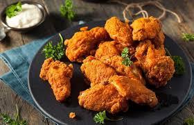 Receita de frango frito americano simples e rápido