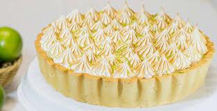 Deliciosa torta de limão simples e prática