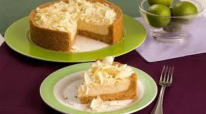 Torta de limão siciliano deliciosa