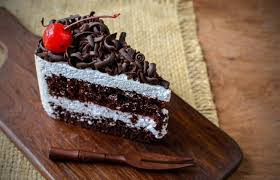 Receita de bolo floresta negra cremoso