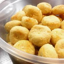 receita de salgadinho de padaria