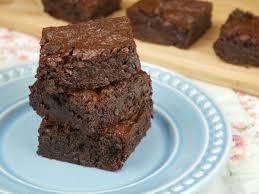 receita de brownie caseiro