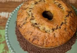 Deliciosa receita de bolo formigueiro bem fofinho