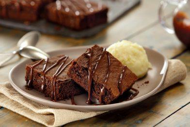 Brownie receita deliciosa