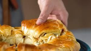 O melhor pão caseiro rápido recheado