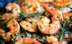 A melhor receita de camarão ao molho rose