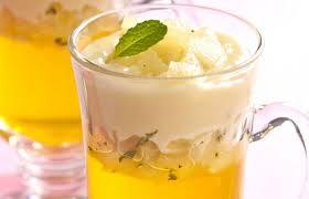 O melhor gelado de abacaxi
