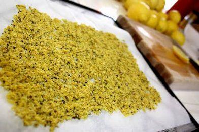 Tempero lemon pepper caseiro