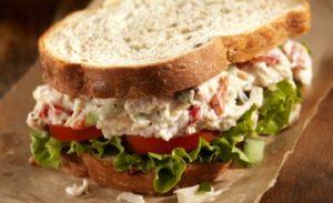 Sanduíche natural delicioso e simples
