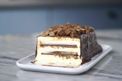 A melhor torta de sorvete fácil