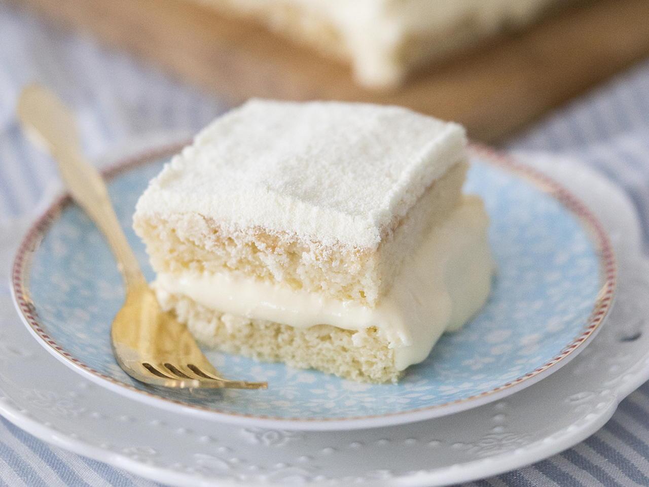 receita de bolo de leite ninho