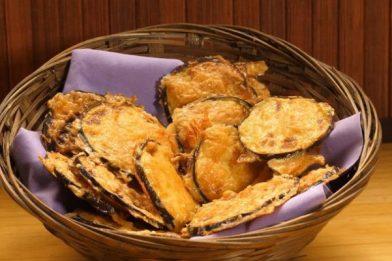 Deliciosa e prática berinjela a milanesa