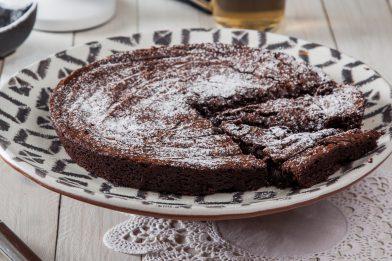 O melhor bolo sem farinha