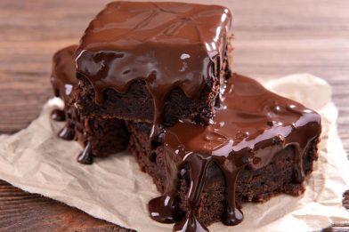 Melhor receita de brownie