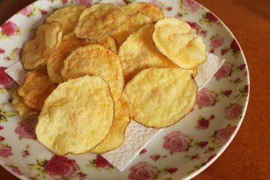 Receita deliciosa de batata doce branca