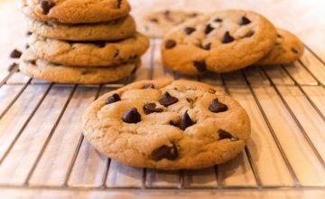 Melhor receita de cookie