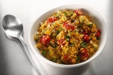 Melhor receita de cuscuz marroquino