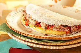 Receita deliciosa de tapioca com mandioca