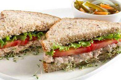 Melhor receita de sanduíche natural