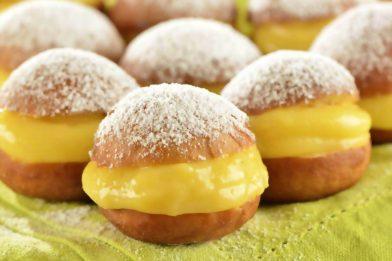 O melhor mini sonho de padaria