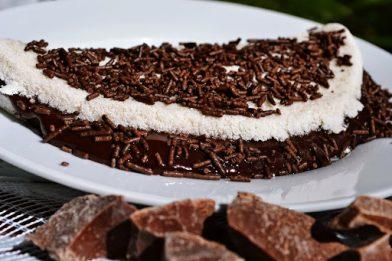 Tapioca fácil de chocolate
