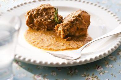 Xinxim de galinha fácil e saboroso