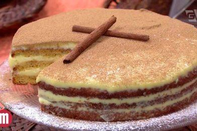 Melhor receita de bolo indiano