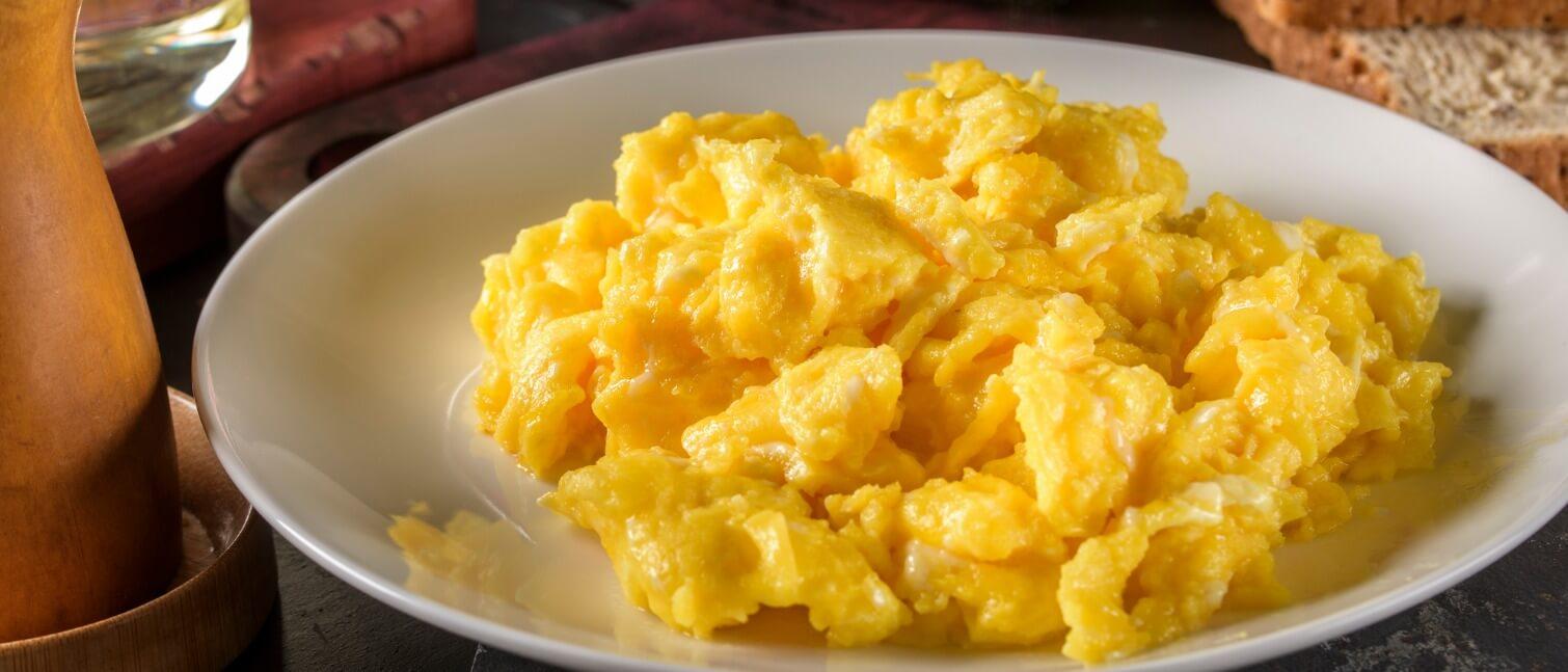 receita de ovo com queijo