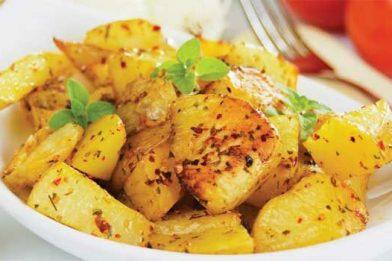 Batata dore deliciosa
