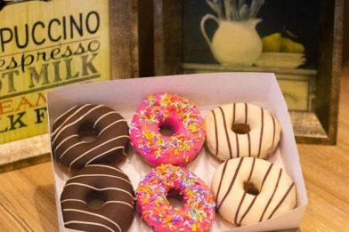 Passo a passo da receita de donuts americano original