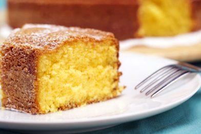 Prática receita de bolo caseiro simples e fofinho