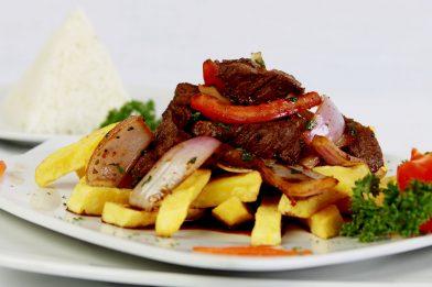 Deliciosa carne de lomo argentina