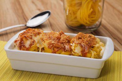 A melhor receita de macarrão ninho de forno