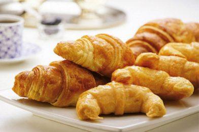 Croissants argentinos - medialunas