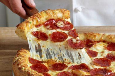 Receita de pizza fácil e deliciosa