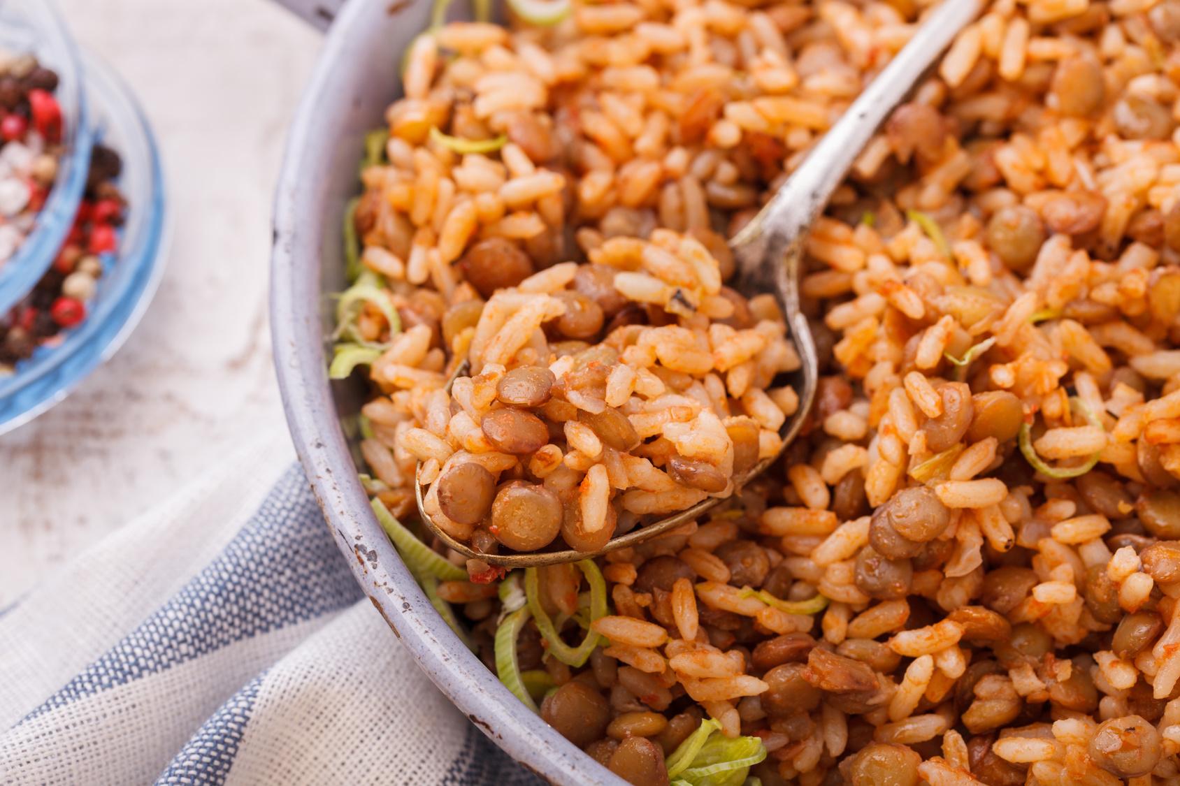 arroz sírio
