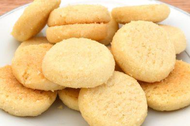 Receita de biscoito caseiro muito gostoso
