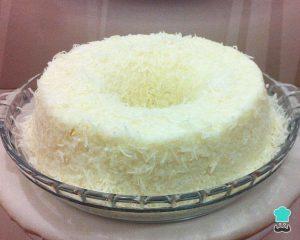 bolo de tapioca de liquidificador