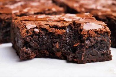O melhor brownie fácil de fazer e muito gostoso