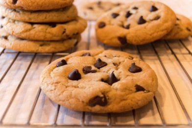 Receita tradicional de cookies