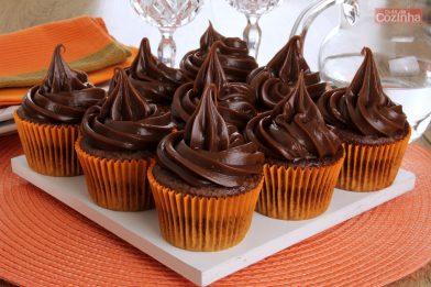 Fácil receita de cupcake no liquidificador
